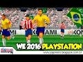 Winning Eleven 2016 Deluxe (WE2002) no Playstation 1 / PS1