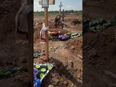 ПНТВ: ПН TV: КП «Николаевская ритуальная служба» проводит захоронения на свалке возле Жуковского кладбища