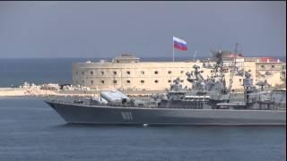 День ВМФ в Севастополе. Пуск???