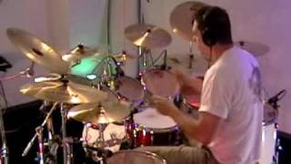I Wanna Rock drum cover Twisted Sister drummer Rich Martin
