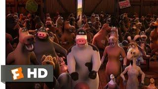 Barnyard (5/10) Movie CLIP - Let