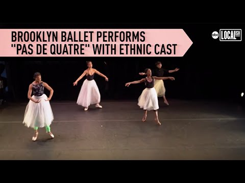 Brooklyn Ballet Performs With Diverse Cast | Pumped