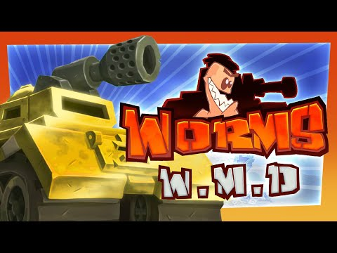 Super Tanks! (Worms WMD Beta)