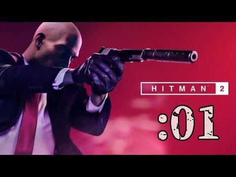 最強すぎる殺し屋Hitman2(ヒットマン2):01