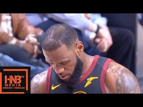 Cleveland Cavaliers vs Washington Wizards 1st Half Highlights / Feb 22 / 2017-18 NBA Season