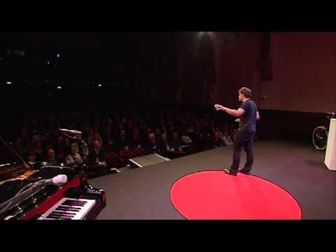 TEDxAmsterdam - Bjarke Ingels - 11/20/09