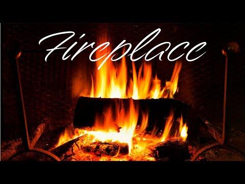 Fireplace JAZZ - Relaxing JAZZ & Bossa Nova - Chill Out Music