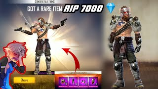 "HOW TO GET NEW DIAMOND ROYAL "" VIKING "" - Garena Free Fire"