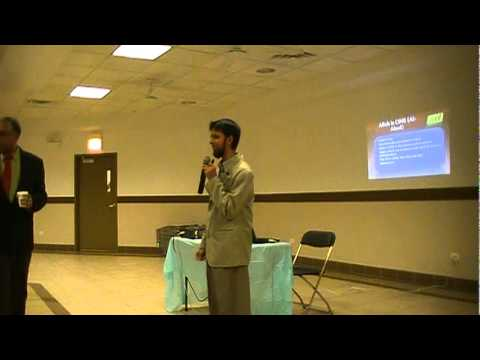 Concept of God in Islam - MEC - Dr  Sabeel Ahmed