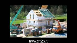 видео технология каркасно панельных зданий