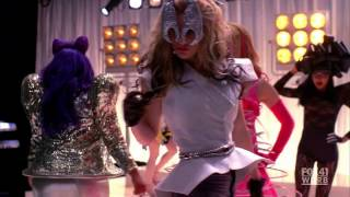 [HD] Glee - Bad Romance (Official MV)