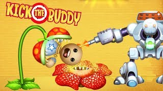 Random Weapons VS The Buddy #9  | Kick The Buddy | Android Games 2018 Gameplay | Friction Games