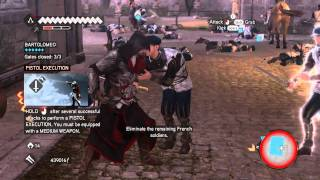 Assassin's Creed Brotherhood - Gatekeeper 100% Sync + Airstrike Achievement