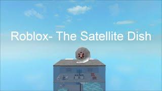 Roblox- La vaisselle satellite