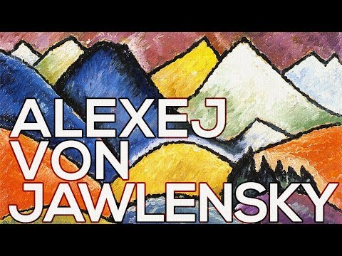 Alexej von Jawlensky: A collection of 690 works (HD)