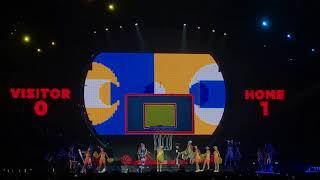 katy perry swish swish live unipol arena bologna 2018