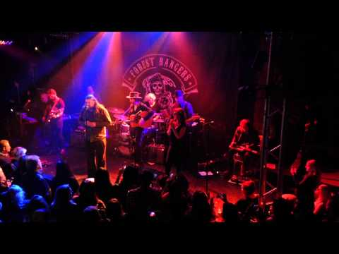 "WHITE BUFFALO and The Forest Rangers: ""Come Join The Murder"" Sons Of Anarchy at The Troubadour"