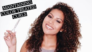 Save Your Curls After Bleaching with These 5 Tips