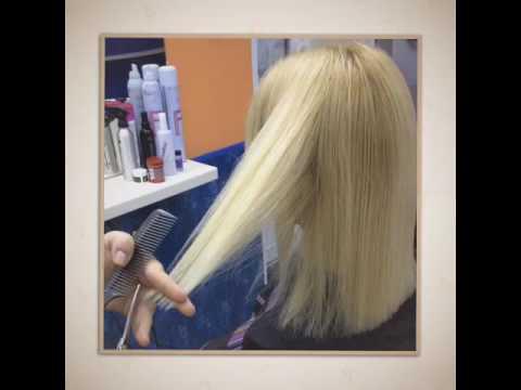 Умная стрижка на длинные волосы - прическа не требующая укладки