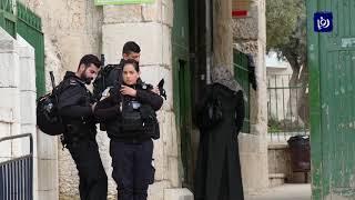 الأردن يرفض إجراءات الاحتلال التعسفية - (3-3-2019)