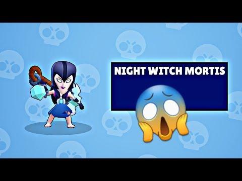 Ночная ведьма мортис почти бесплатно в бравл старс. Топ катки в броубол
