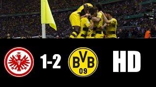 Video Gol Pertandingan Eintracht Frankfurt vs Borussia Dortmund