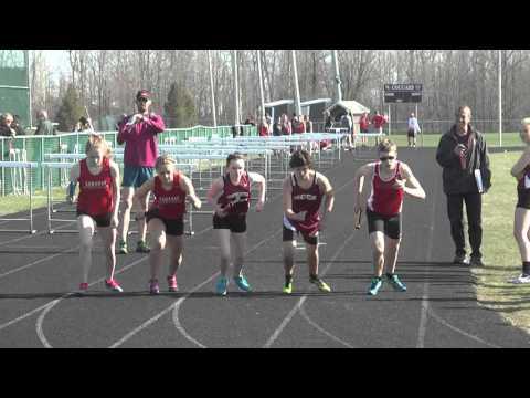 NCCS - Saranac Track  5-3-16