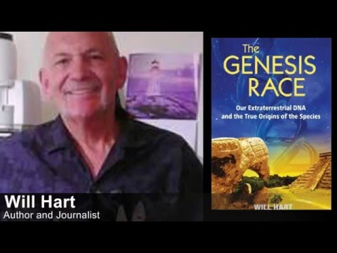 DNA of Extraterrestrials with Author Will Hart