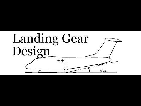 Ep 11 - Landing Gear Design