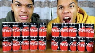 COCA COLA CHALLENGE !!! | PrankBrosTV