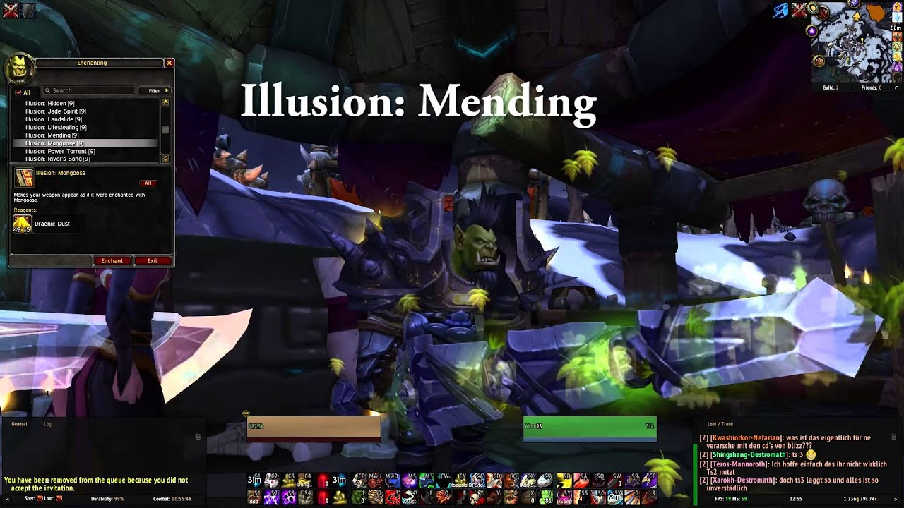Tome of Illusions: Draenor - Wowpedia - Your wiki guide to ...