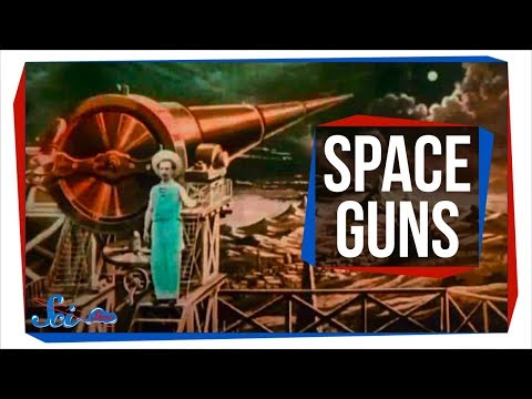 Space Guns Don't Work (But We Built One Anyway)