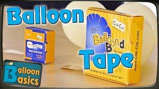 Balloon Bond vs Stretchy Balloon Tape - Balloon Basics 16