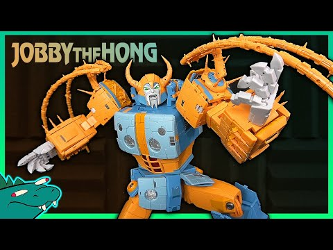 01 Studio Cell (UNICRON) Transformers | JobbytheHong Review