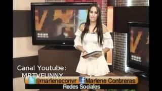 Repeat youtube video MARLENE CONTRERAS MEGA PIERNOTAS DE BLANCO.