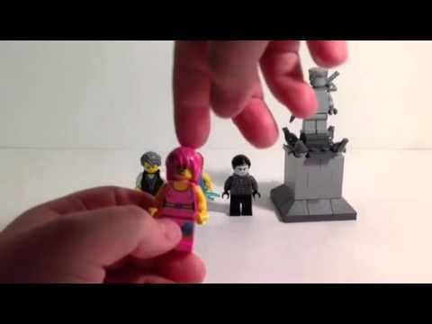 Custom lego ninjago figures - YouTube
