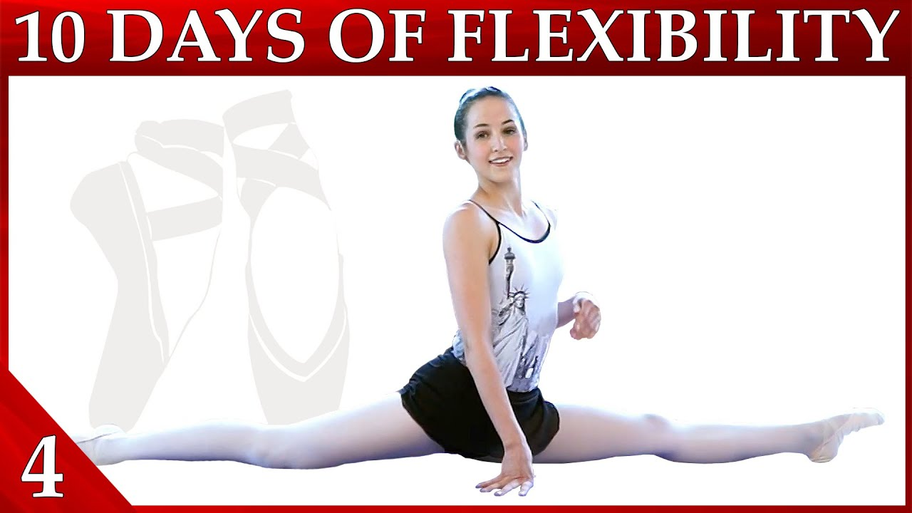 how to make your legs more flexible for dance