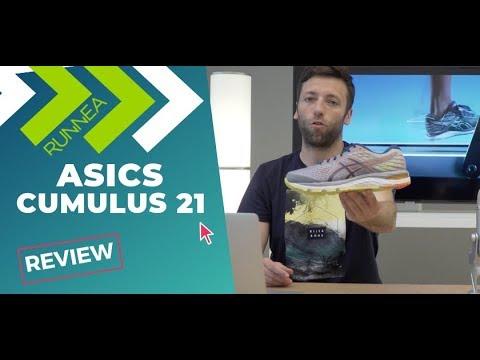 Asics Gel Cumulus 21: Review en español