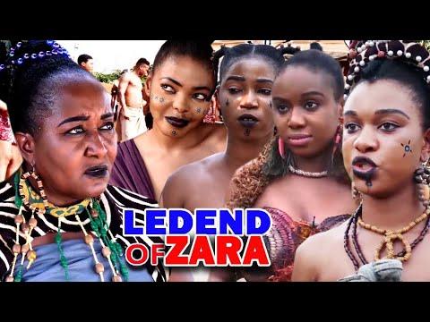"Download LEGEND OF ZARA SEASON 3&4 ""NEW MOVIE"" - (Ebere Okaro) 2020 Latest Nollywood Epic Movie Full HD"
