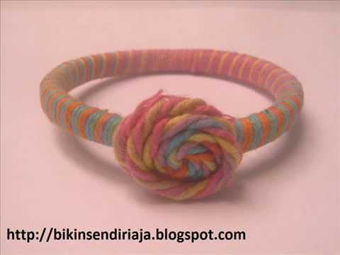 ... Download] Kerajinan Tangan Dari Benang Wool Cara Membuat Kelinci Wool