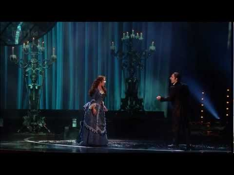 Phantom of the Opera  Sierra Boggess & Ramin Karimloo Classic BRIT Awards 2012