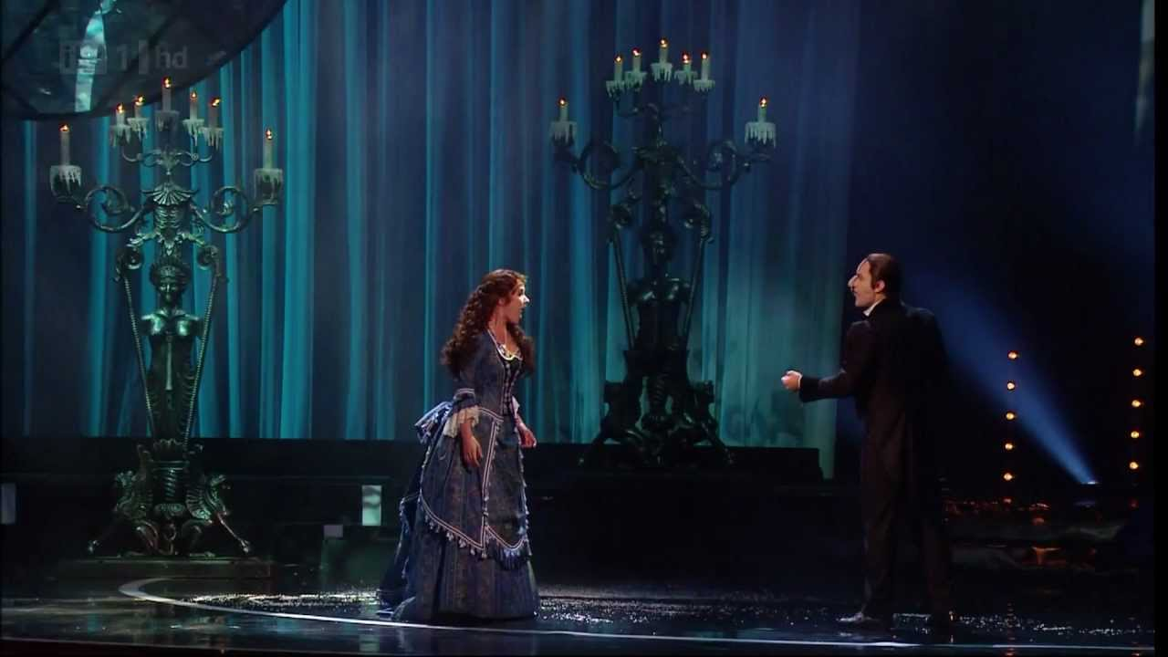 phantom of the opera sierra boggess amp ramin karimloo