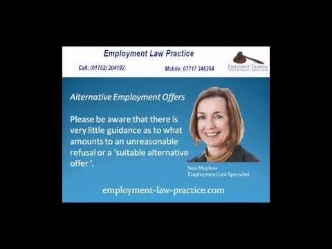 Employment Law Practice - Redundancy