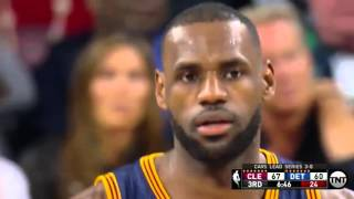 Cleveland Cavaliers vs Detroit Pistons. Game #4. PlayOffs NBA 2016