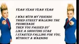 YOUNG LOVE / JEDWARD (Lyrics)