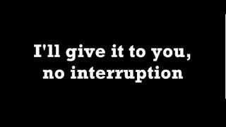 Hoodie Allen - No Interruption LYRICS