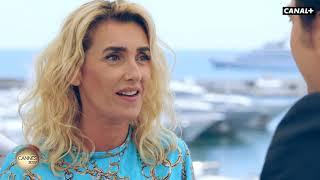 Javier Bardem sur La plage d'Agnès - Cannes 2019
