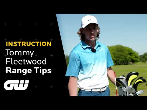 GW Instruction: Tommy Fleetwood – Driving Range tips 1