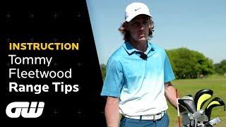 GW Instruction: Tommy Fleetwood – Driving Range tips 1