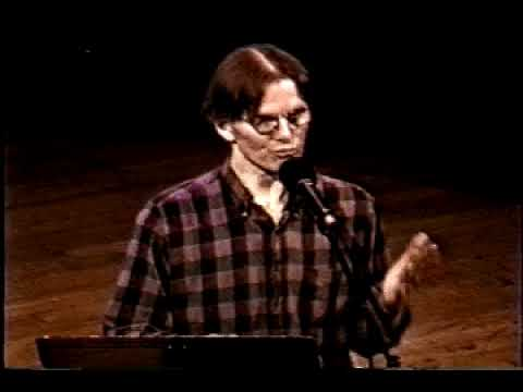 Jim Carroll Live @ Mass Art 5/9/98 1/10